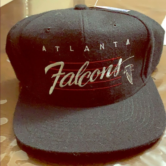 great fit sleek competitive price NFL Accessories | Atlanta Falcons Throwback Snapback Hat | Poshmark